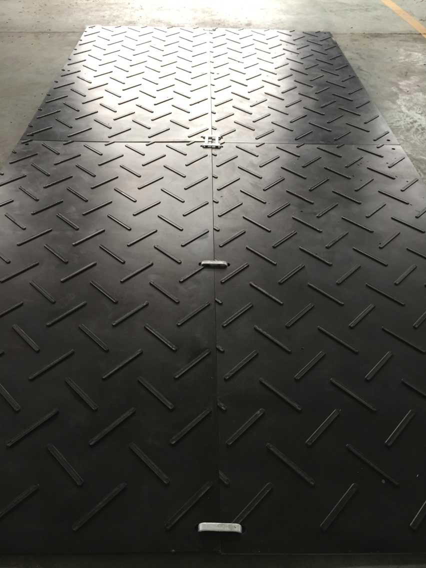 Ground Protection Canada Access Mats