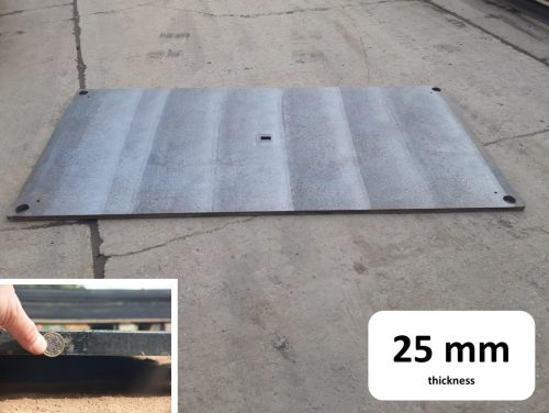steel road plate rental and sales